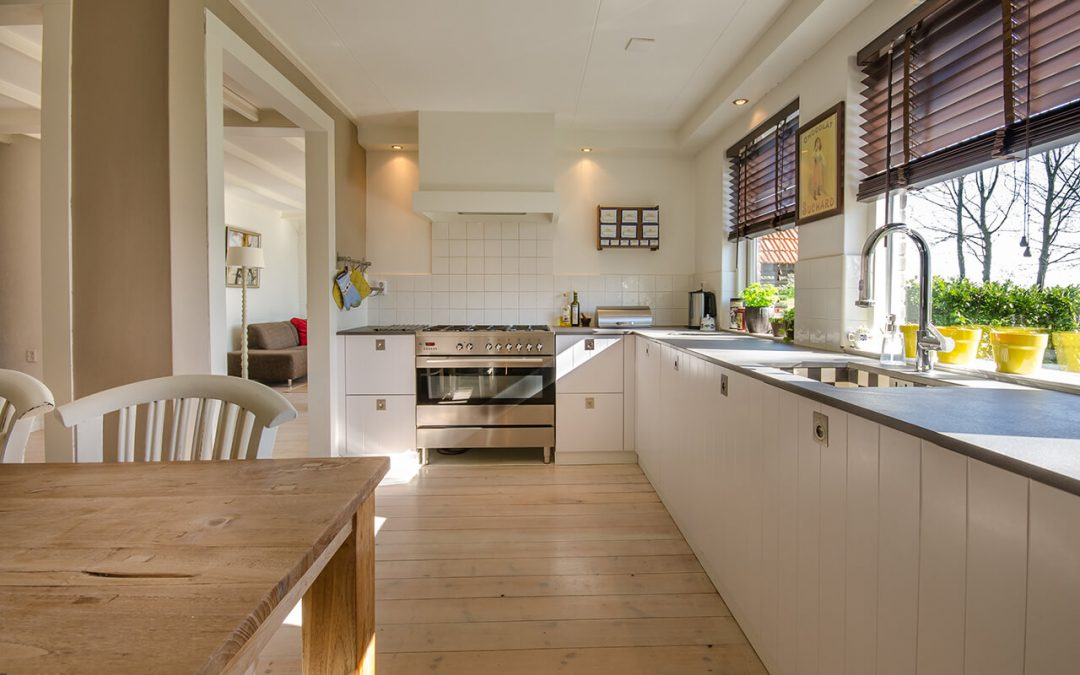add value to your home with an improved kitchen